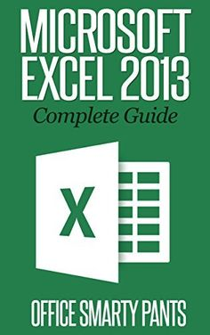 Excel at Excel Part 3: Ultimate guides to becoming a master of Excel. by Office Smarty Pants, http://www.amazon.com/dp/B00N48HMRE/ref=cm_sw_r_pi_dp_50Zpub0X9ZP8Y