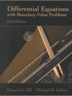 Time series analysis forecasting and control 5th edition free differential equations with boundary value problems 5th edition free ebook online fandeluxe Choice Image