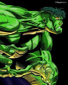 #Hulk #Fan #Art. (The Hulk) By:3xcrazy. (THE * 3 * STÅR * ÅWARD OF: AW YEAH, IT'S MAJOR ÅWESOMENESS!!!™)[THANK Ü 4 PINNING!!!<·><]<©>ÅÅÅ+(OB4E)      https://s-media-cache-ak0.pinimg.com/474x/88/61/ba/8861ba895d786fbff0ced185b8ae6e69.jpg