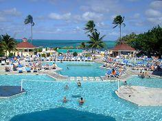 Breezes, Nassau Bahamas