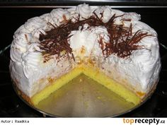 Třepací dort Pie, Cooking Recipes, Pudding, Treats, Sweet, Food, Recipes, Pies, Pinkie Pie