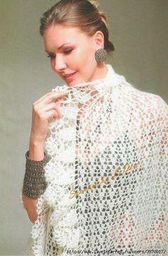 Chal en Crochet