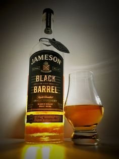 Being aged an average of 12 years it is significantly more diverse than Jameson Original or Caskmates but only a slight deviation from center. Whiskey Girl, Cigars And Whiskey, Irish Whiskey, Whiskey Bottle, Jameson Distillery, Irish American, Barrels, Scotch, Bourbon