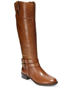 Style&co. Women's Mabbel Wide Calf Tall Boots - Buy One, Get One ...