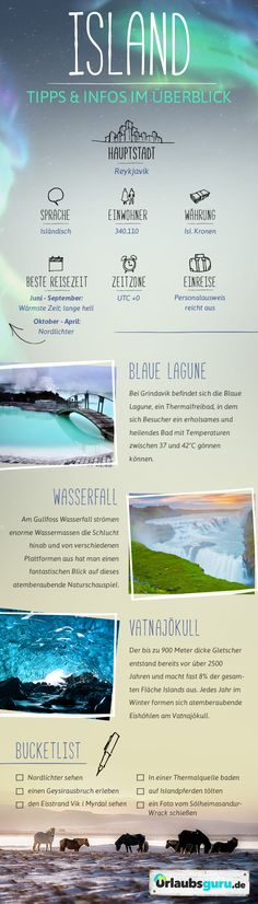 In meinen Island Tipps & Infos erfahrt ihr alles Wichtige über die beliebte Insel und ihre schönsten Naturspektakel. So könnt ihr schon bald eure Island Bucketlist in Angriff nehmen!