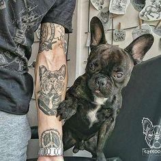 Artista : @tattoopazz😆😍 Estamos também no : @ttblackink ❤@flash_work @tattooinke _  ____________________________________ #blacktattoo#tattooed #darkartists#tatuaje#dotwork#liner#nice#onlyblackart#blackwork#line#inked#ink#tattoo#tattooartist#linework#tattooart#blackarts#art#blacktattooart#artwork#tatuaje#blackandgrey#dog#cute