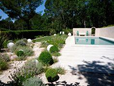 one of my own garden designs - by Sally Perigo