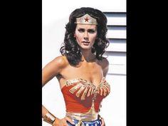 Wonder Woman Hair and Makeup Tutorial-Halloween series 2011