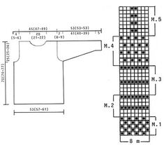 DROPS 56-9 - DROPS bluse med enkel struktur - Free pattern by DROPS Design