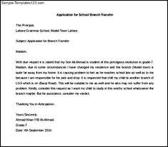 Download sample letter of intent to renew employment contract application letter for school branch transfer sample sample templates altavistaventures Images