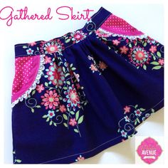 Sewing Patterns Girls, Skirt Patterns Sewing, Skirt Sewing, Dress Designs For Girls, Dress Alterations, Girls Flats, Kids Seating, Gathered Skirt, White Silk
