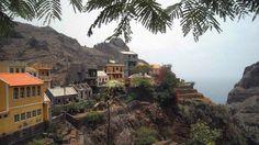 Santa Luzia, Cape Verde | fontainhas e uma pequena localidade de casas coloridas que ficam numa ...