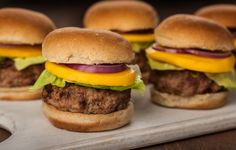 Mango Turkey Sliders | mango