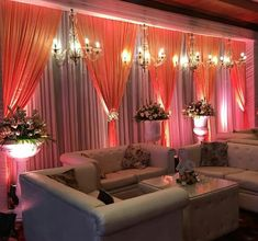 Wedding Tent Decorations, Low Budget Wedding, Fabric Backdrop, Big Fat Indian Wedding, Lounge Sofa, Lounges, Event Ideas, Weeding, Event Planning