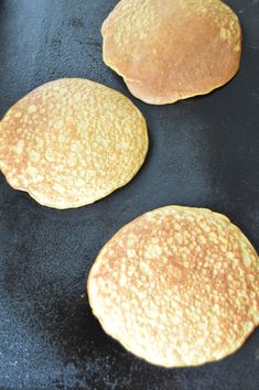 Sweet Potato Oat Pancakes