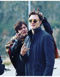 Daryl & the Governor