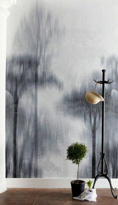 farbgestaltung wände wände gestalten kreative wandgestaltung