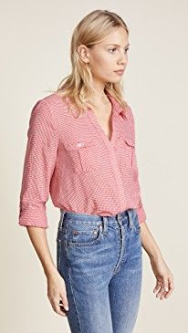 New Joie Booker Button Down Shirt online. Perfect on the Velvet Clothing from top store. Sku ohmh86772lhdh91134