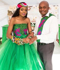 African Traditional Wear, African Traditional Wedding Dress, Traditional Wedding Dresses, Traditional Outfits, Tsonga Traditional Dresses, African Wedding Attire, African Weddings, African Fashion Dresses, Bridal Collection