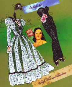 Dorothy Lamour Paper Doll by Jim Howard - Katerine Coss - Álbumes web de Picasa