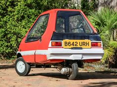 Historics at Brooklands - Specialist Classic and Sports Car Auctioneers - REF 48 1984 Bamby Tricycle