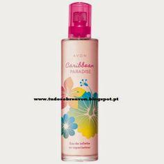 Tudo sobre Avon: Fragrâncias Avon - Caribbean Paradise