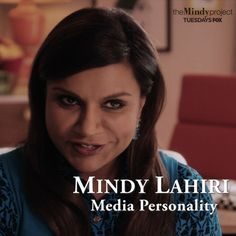 "Mindy Kaling as Mindy Lahiri - ""Christmas"", The Mindy Project"