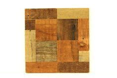 Reclaimed Wood Wall Tile - Style H