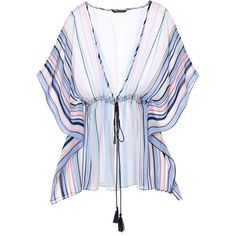 Victoria's Secret Caftan Cover-Up ($40) ❤ liked on Polyvore