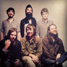 Fleet Foxes - meaningful lyrics and killer harmonising.