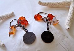 Create and Imagine Earrings by IslandTreasures2013 on Etsy, $18.00