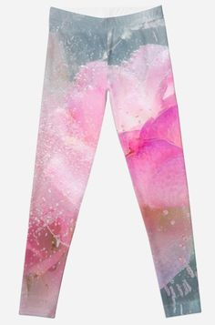 'Ocean Deep ' Leggings by Zina Zinchik (Seletskaya) Diet Motivation Pictures, Gothic Leggings, Ocean Deep, Good Find, Back To School Outfits, Leggings Are Not Pants, Sport Outfits, Comfy Clothes, Prints