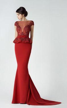 Saiid Kobeisy RE2928 Dress - NewYorkDress.com