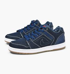 timeless design 0034a a5e30 Buy Nike SB Air Force II Low QS at Caliroots.