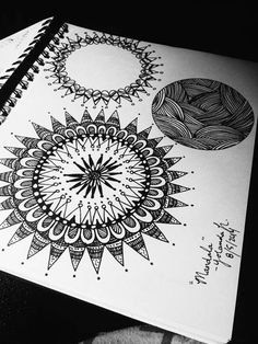 Absolutely Beautiful Zentangle patterns For Many Use (17)