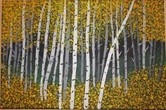 Aspen Trees ~ - Brenda Zyburt | Journey Of The Soul, Healing with Our Celestial Angelic Guides