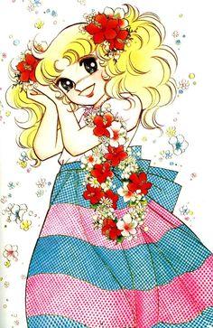 Candy Candy by Yumiko Igarashi