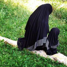 Niqab Fashion, Muslim Fashion, Hijab Niqab, Mode Hijab, Muslim Girls, Muslim Couples, Photo Islam, Hijab Dress, Dress Up