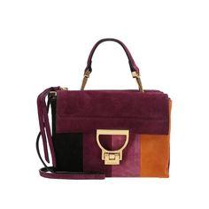 Coccinelle ARLETTIS Handtasche rasin/calendula/orchidee/noir #bags #handbag #style #women #fashion