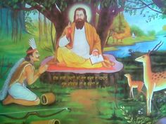 Satguru Ravidass Maharaj Ji appeared on this earth in February 1433 at Varanasi. He was protagonist of equality, human rights and universal brotherhood, liberty, fraternity and worship of one God. He has given us a unique concept of 'Begumpura'. Guru Wallpaper, 2017 Wallpaper, Hd Nature Wallpapers, Cute Wallpapers, Download Wallpaper Hd, Wallpaper Downloads, Indian Saints, Composition Painting, Best Photo Background
