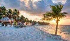 Sooo ready for some travel with my hubbie, sans kids!  @ El Dorado Seaside Suites   (just south of Playa del Carmen, MX)