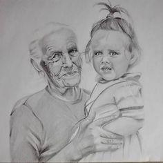Świąteczny prezent 🎄✏️ #drawing #grandmother #pencildrawing #portrait #blackandwhite #pencil #pencilart #drawingoftheday #drawingart #polishart #polish #art_help #artistmafia #artcollective #artstagram #artstag #christmaspresent