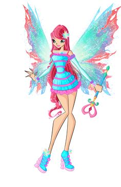 DeviantArt: More Collections Like Winx Club Bloom Butterflyix by Pumpkin-Pai Bloom Winx Club, Winx Magic, Twilight Equestria Girl, Happy Late Birthday, Les Winx, Flora, Barbies Pics, Muse Art, 2d Art