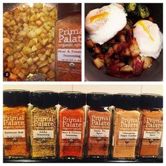 Meal time is the best because we get to see what you all are making! Whether you are cooking our recipes or making tasty food with our organic spices we want to see!! Please tag us!! Tonight we're in the kitchen with @kerrisfit @dangeisz and @lissmashatl  Thanks for the  #primalpalate #primalpalatespices