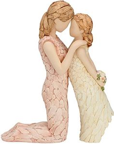 More Than Words - You're The Best Hugging Figurines Mothe...