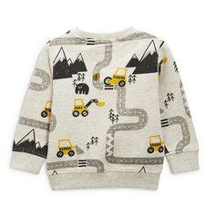 Sweatshirt transport