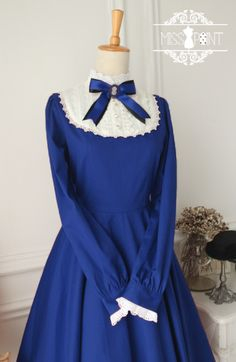 Miss Point -The Castle Girl- Vintage Lolita OP Dress,Lolita Dresses, Legend Of Zelda Breath, Lolita Dress, Wedding Shoes, Castle, Blazer, Loki, Womens Fashion, Random Stuff, Outfits