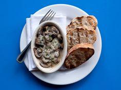 Azzurra's Mushroom al Forno Recipe | Chicago - DailyCandy