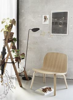 Counter stools | Seating | Visu Chair Family | Muuto | Mika. Check it out on Architonic