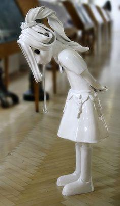 Kim Simonsson Sculptures